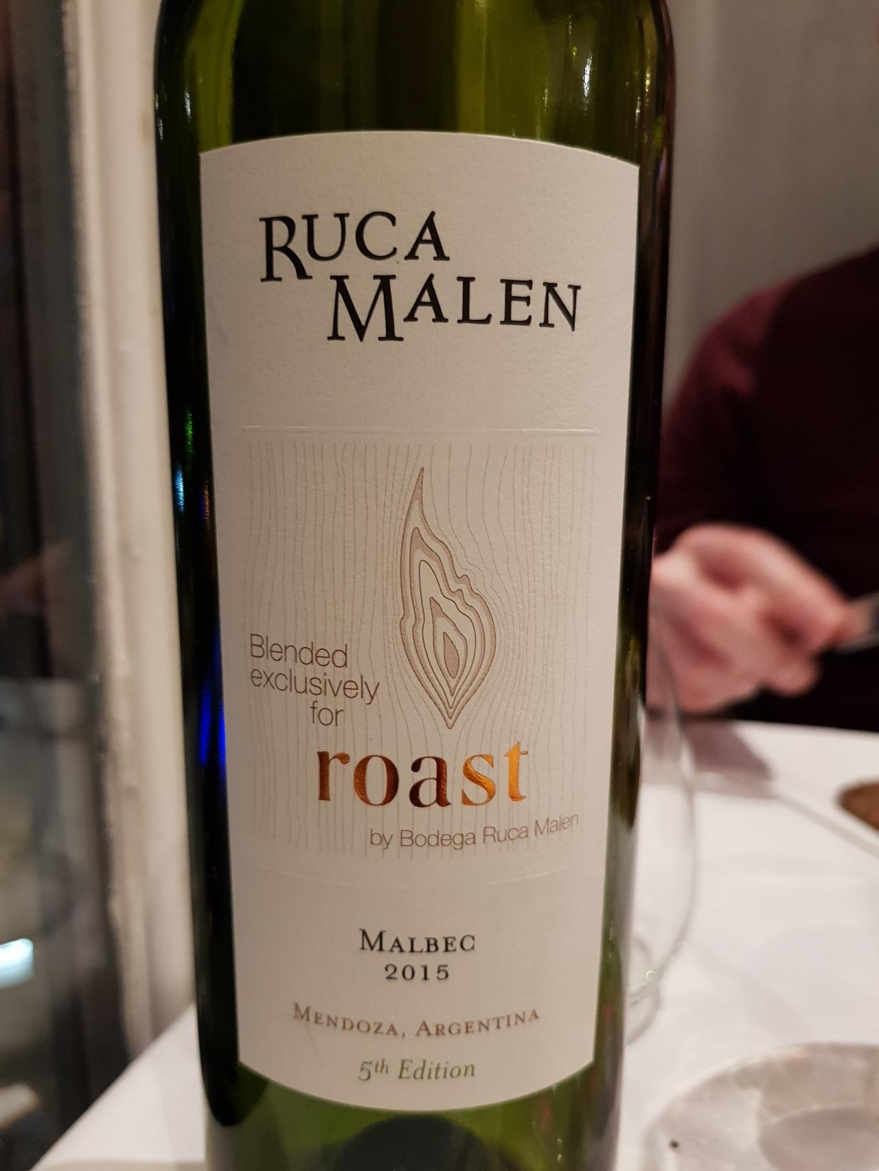 roast wine