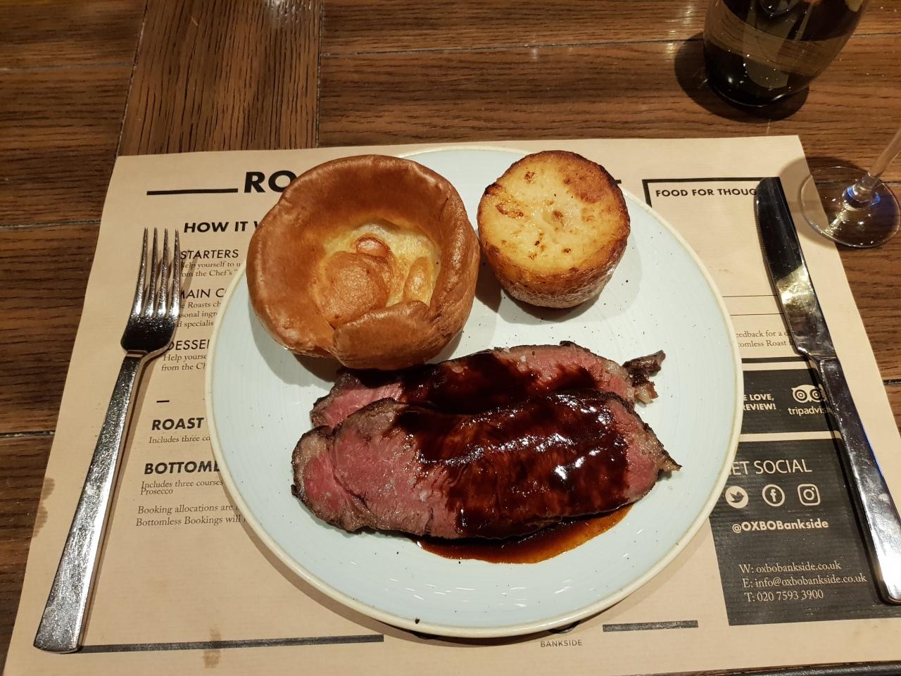 oxbo roast