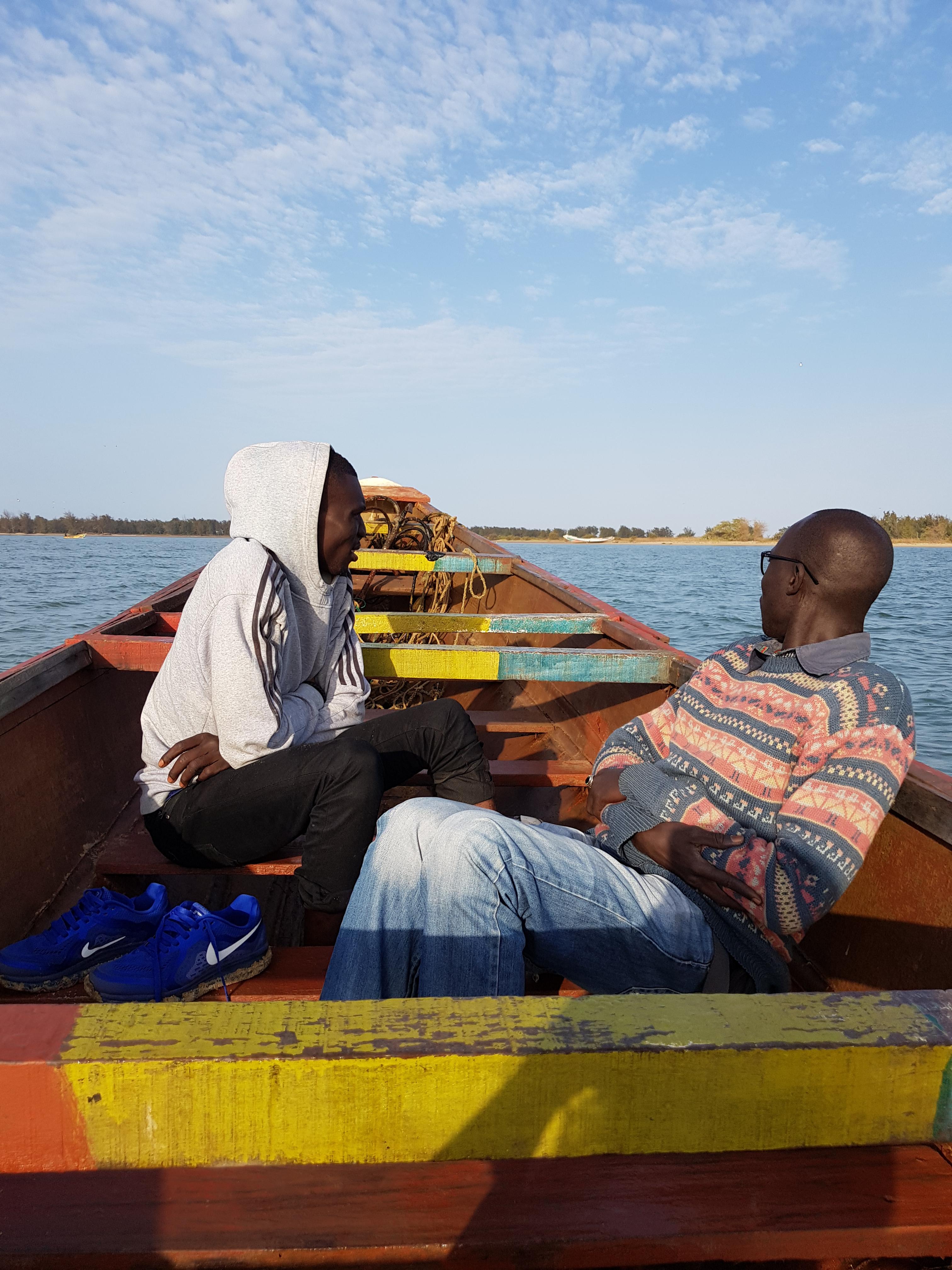 SL boat trip