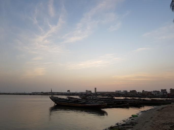 SL dusk
