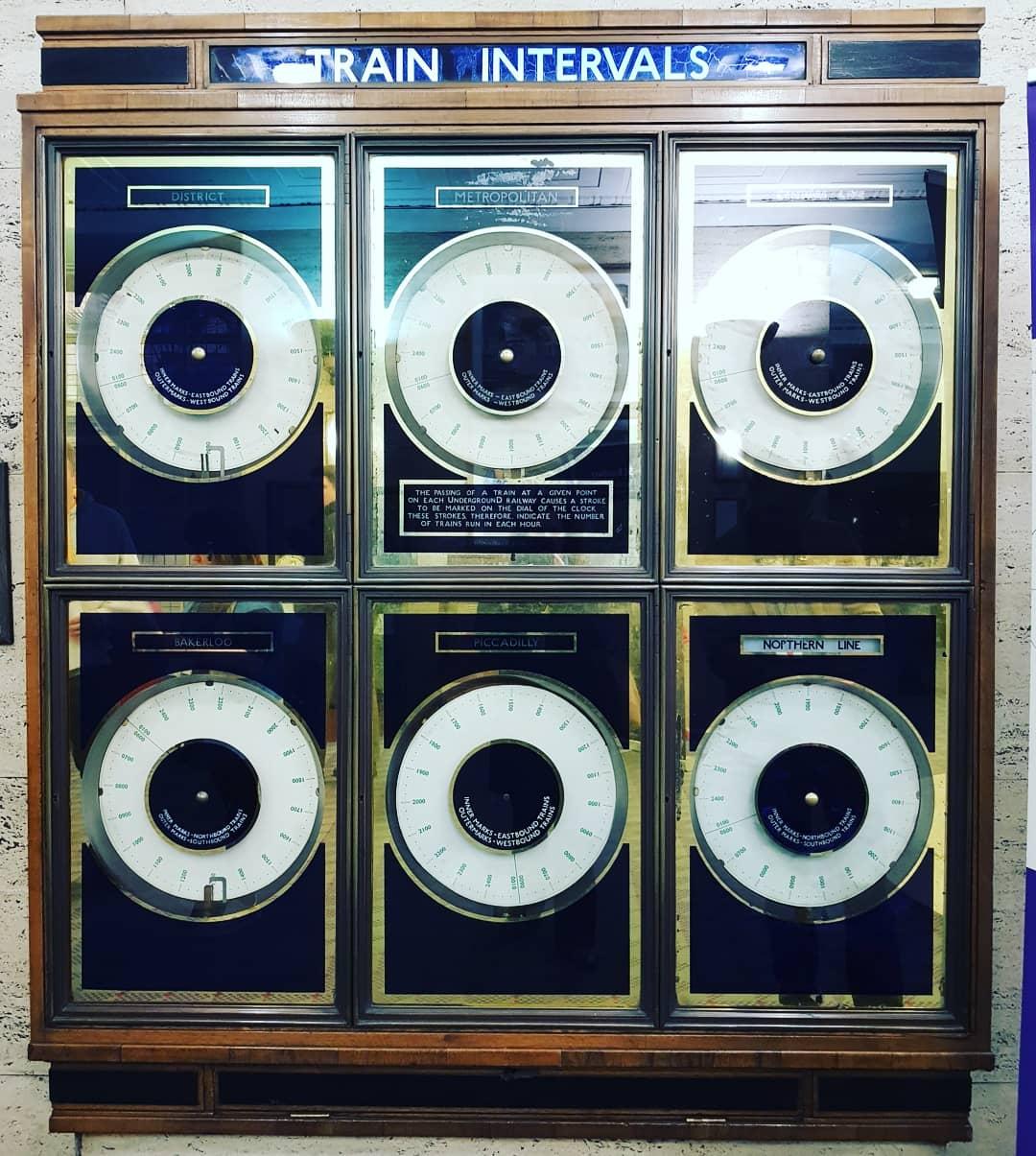 55 clocks